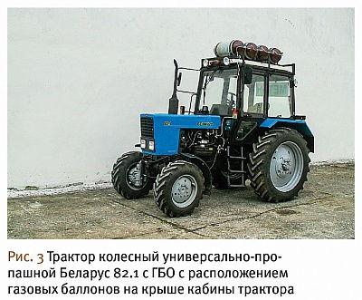 газомоторное топливо для аграриев