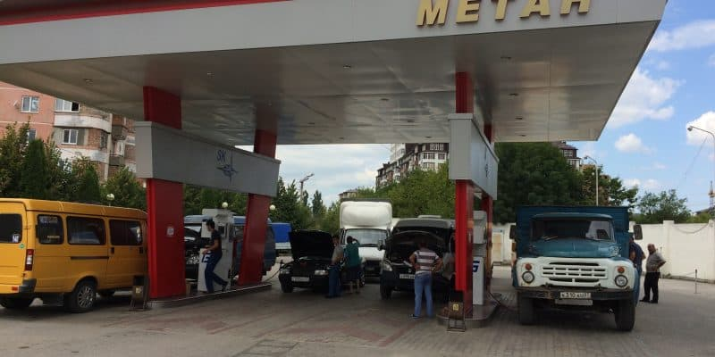 Метан в Нальчике где заправиться?